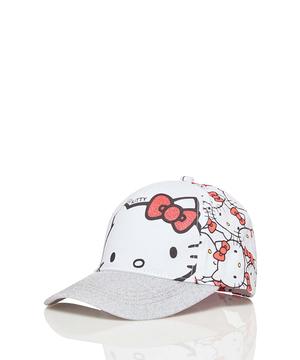 【ハローキティコラボ】キティキャップ・帽子
