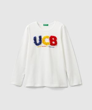 フラワーモチーフTシャツ・カットソー