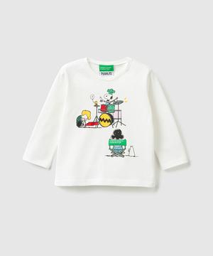 【スヌーピー(SNOOPY)コラボ】プリントTシャツ・カットソー