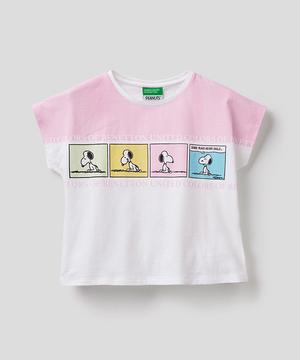 【PEANUTSコラボ】ピーナッツキャラクターTシャツ・カットソー
