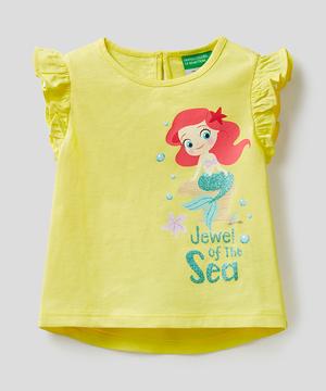 【ディズニー(Disney)コラボ】キッズプリンセスTシャツ・カットソー