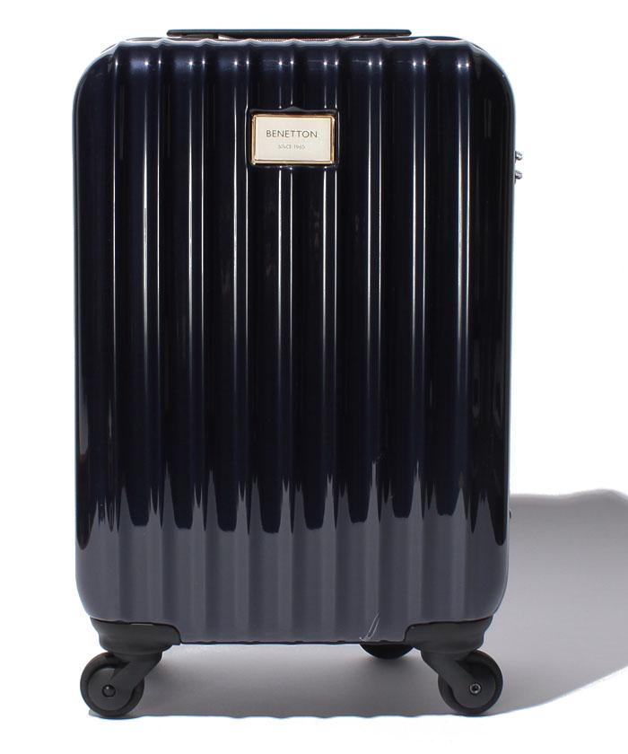 【S】静走ラインキャリーケース・スーツケース機内持込可 容量約29L 静音