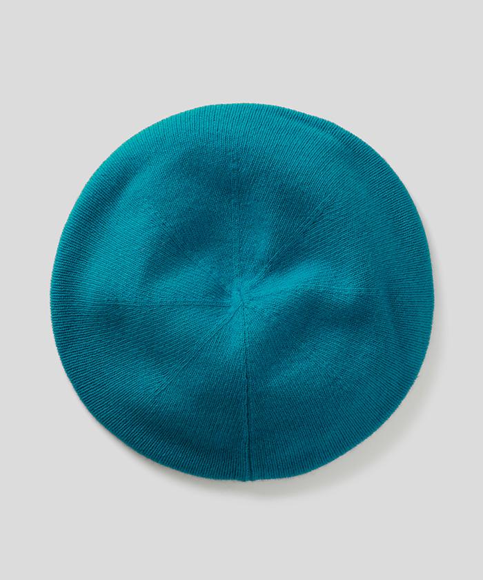 ウールミニロゴバルーンニット帽・ワッチキャップ