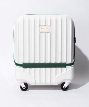 フロントオープンキャリーケース・スーツケース(S)機内持込可 容量約24L