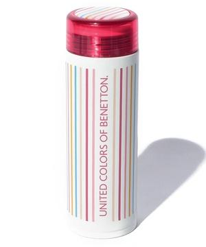 ベネトン軽量パーソナルストライプ柄ボトル300ml