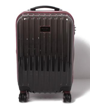 ベネトンジッパー付きキャリーケース・スーツケース(S)機内持込可容量約36LTSAロック