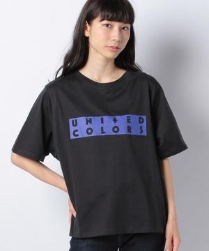 ロゴラバープリントTシャツ・カットソー