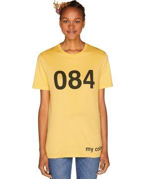 カラーロゴプリント半袖Tシャツ・カットソー