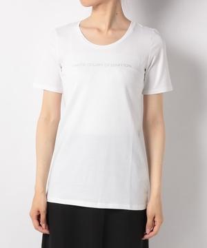 ラメロゴTシャツ・カットソー