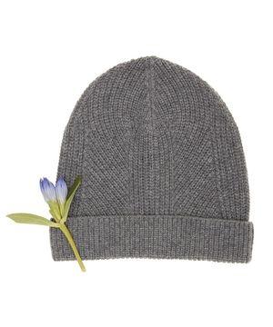 ウールニット帽・ニットキャップ