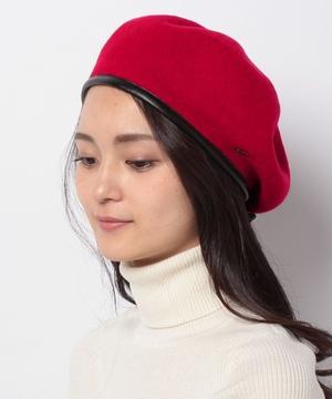 ベネトンバスクベレー帽・帽子