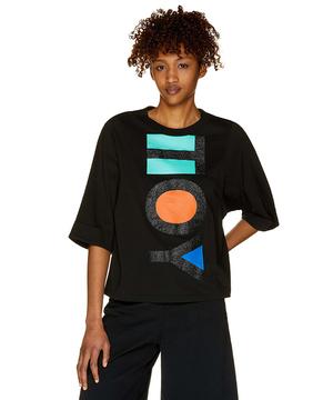 ARTロゴ7分袖Tシャツ・カットソー