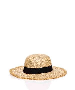 ラフィアハット・帽子