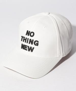 メッセージ刺繍キャップ・帽子