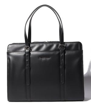 ベルト式ビジネストートバッグ