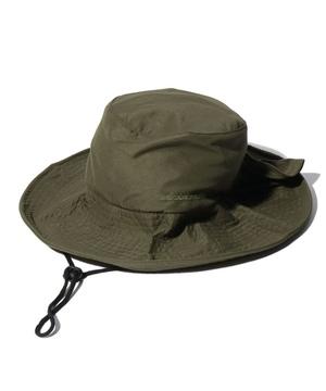 ベネトンレディースUV加工紐付きマリンハット・帽子2