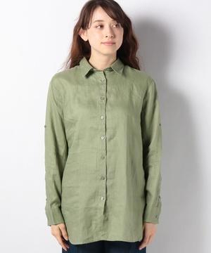 リネンシャツ・ブラウス