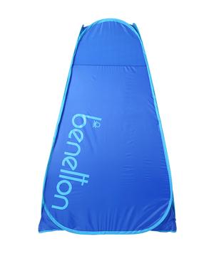 ベネトン折りたたみ式日除け縦型サンシェード・テント(1人~2人用・UPF50+)