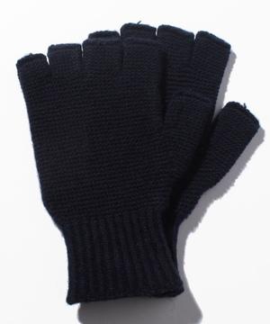 ニットフィンガーレスグローブ・手袋