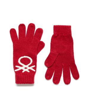 フィンガーロゴニットグローブ・手袋JCC