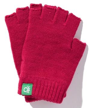 フィンガーレスニットグローブ・手袋