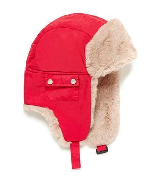 トラッパーキャップ・帽子