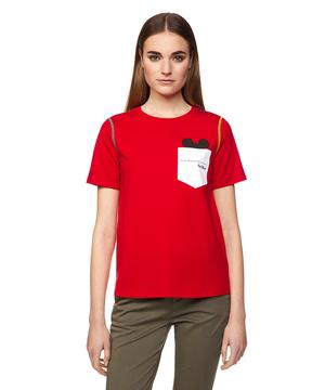 【Disneyコラボ】ディズニーキャラカラーステッチ半袖Tシャツ