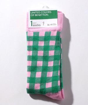 ブランドロゴソックス・靴下