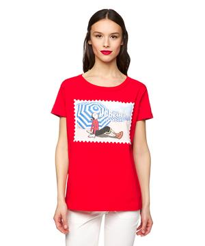 【Popeyeコラボ】オリーブプリントTシャツ・カットソー