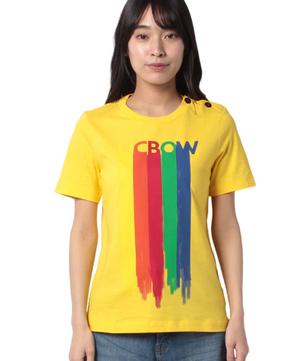 UCBBOWカラー半袖Tシャツ・カットソー