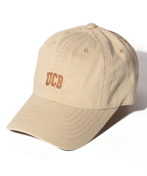 ベネトンクレイジーパネルロゴキャップ・帽子