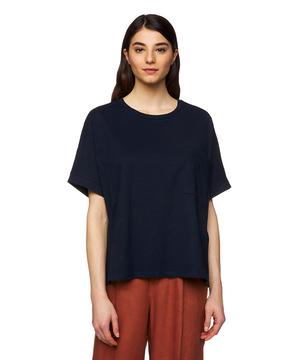 ポケット付きオーバーサイズTシャツ・カットソー