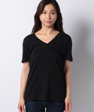 Vネック半袖Tシャツ・カットソー