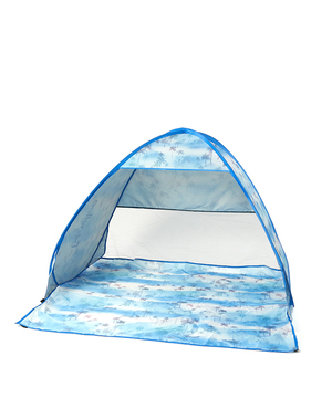 折りたたみ式日除け縦型サンシェード・テント(1人~2人用・UPF50+)
