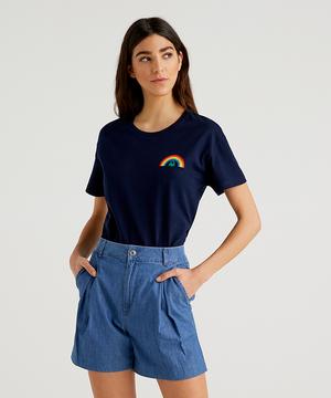 ベネトンロゴTシャツ・カットソー