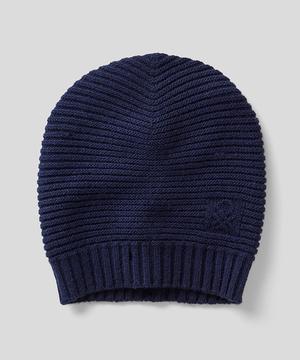 ブランドロゴウールニット帽・ワッチキャップ