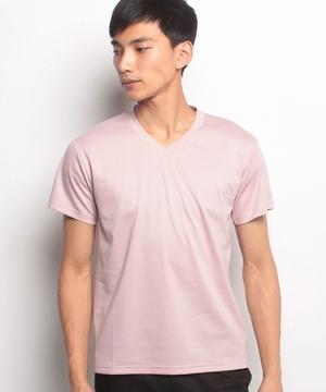 ポンチスーピマコットンTシャツ・カットソー