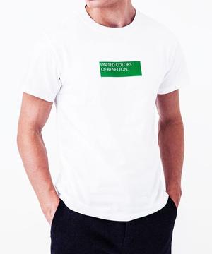 ボックスロゴTシャツ(男女兼用)
