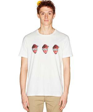 ハーツグラフィック半袖Tシャツ・カットソー