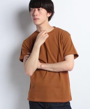 ストレッチパイル半袖Tシャツ・カットソー