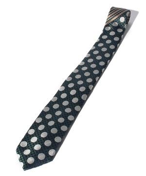 ベネトンミニドット柄ネクタイ(シルク製)