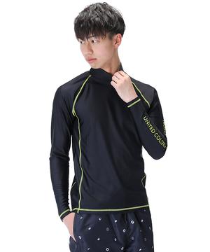 長袖ラッシュガード・Tシャツタイプ(UPF50+)