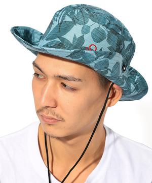 ベネトン総柄マリンハット・帽子