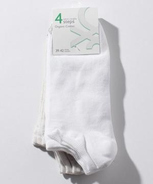 4足セットSソックス(男女兼用)