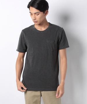 カラーポケット半袖Tシャツ・カットソー
