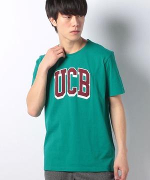 UCBロゴ半袖Tシャツ・カットソー