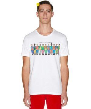 カラーズ半袖Tシャツ・カットソー