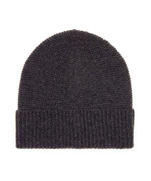 ニットソリッドビーニー・ニット帽