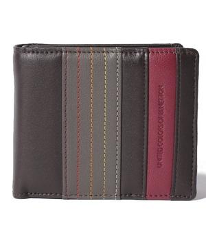 カラーライン中ベラ札入れ二つ折り財布