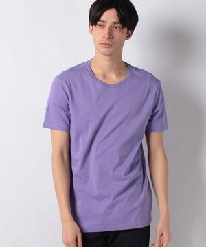 コットンカラー半袖Tシャツ・カットソー